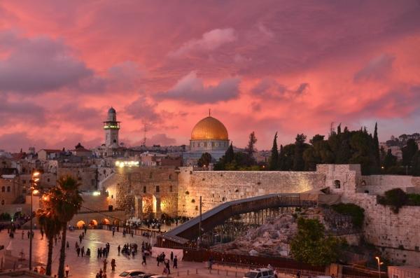Jerusalem, Photo by Mark Millan